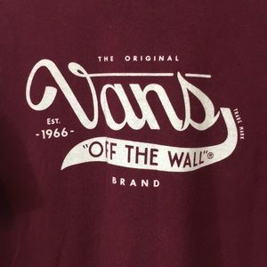 Vans graphic T-Shirt